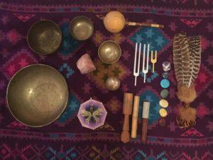 sound healing event richmond